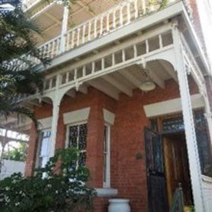 Victorian House in Morningside Durban