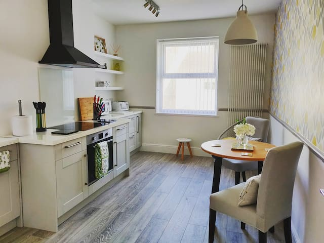 New 1 Bed First Floor Flat in Central Fareham