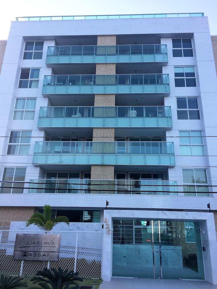 Alugo apartamento na praia do Bessa, 2 quartos