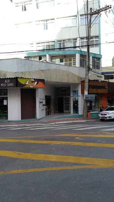 Rua do Prédio