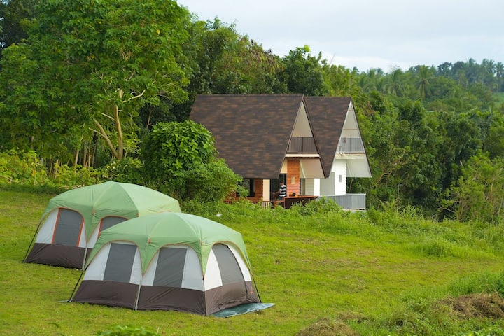 Glamping-Glamorous Camping in style
