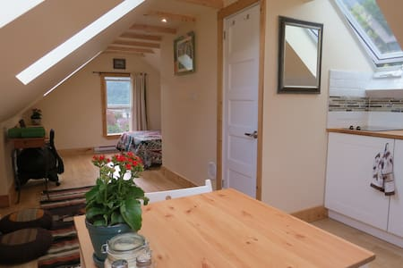 Attic Studio in Character House Entirely Renovated - Nelson