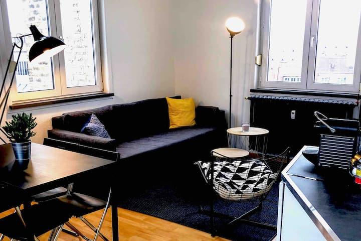 Appartement lumineux Hyper Centre