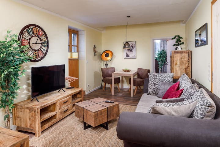 Appartement Gartenblick