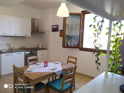 House in the countryside 'Via del Mulino'