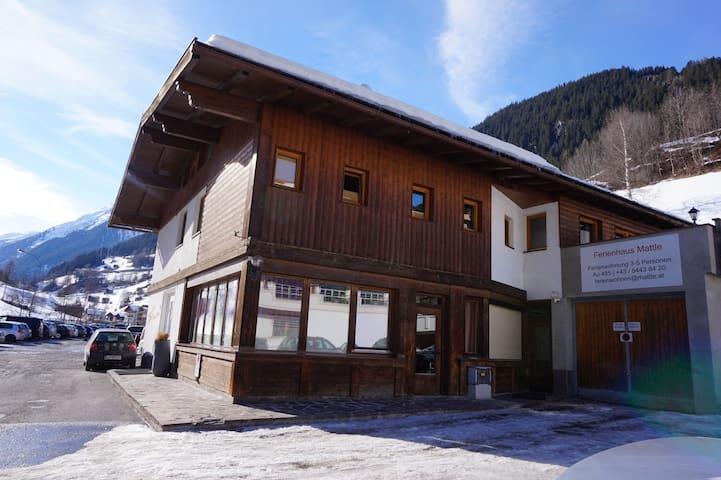 Sarahs Appartement im Paznaun-Ischgl, beste Lage