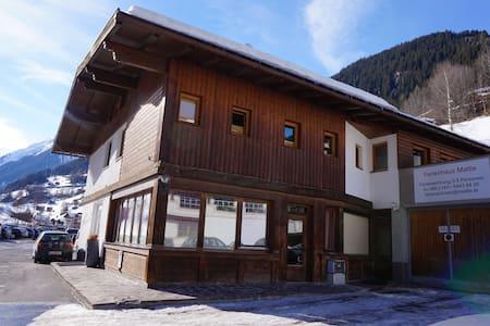 Sarahs Appartement im Paznaun-Ischgl, beste Lage - Kappl