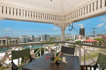 HARBOUR VIEWS in the CBD - 200m to the STRAND - Townsville City - 公寓