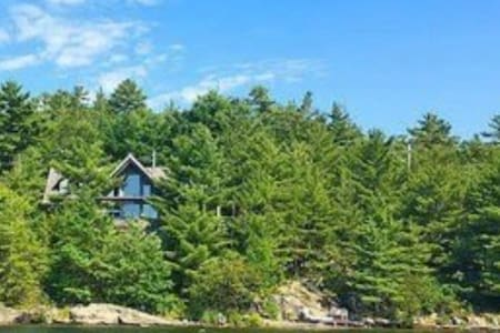 Entire Georgan Bay Beach House Bunkie.  Not Shared