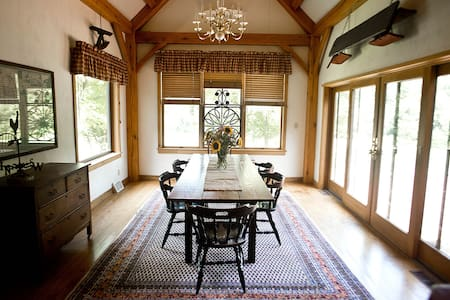 Meadow Rock Farm-6BR/4Bath, Sleeps 20