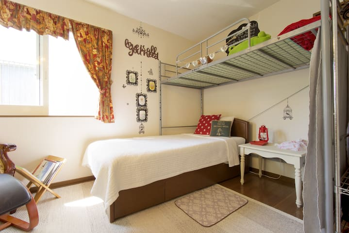 Close to airport and Kokusai street - Naha-shi - บ้าน