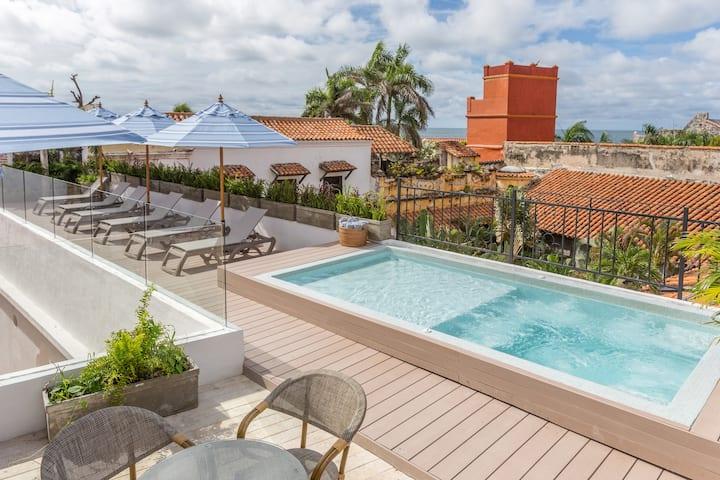 ★ Hotel Boutique Casa La Factoría ♡Old City IIII ☀