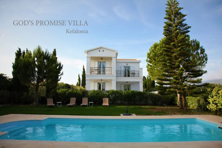God's Promise Exclusive Villa