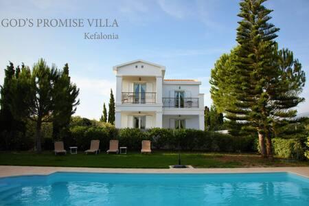 God's Promise Exclusive Villa