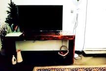Beautiful flat screen TV