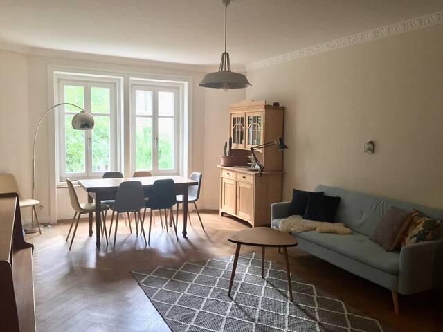 livingroom /second bedroom