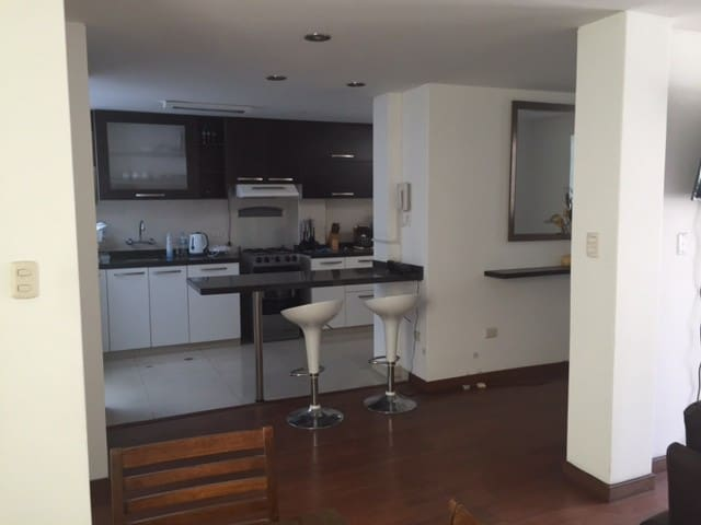 Entire apartment. Elegant, cozy and cheap - Arequipa - Huoneisto