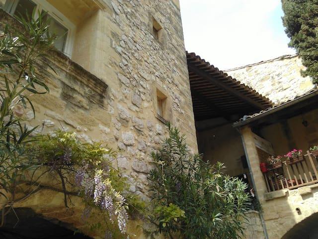 Maison de village du 16 ème siècle