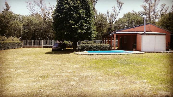 Casa con pileta en Anisacate Alta Gracia