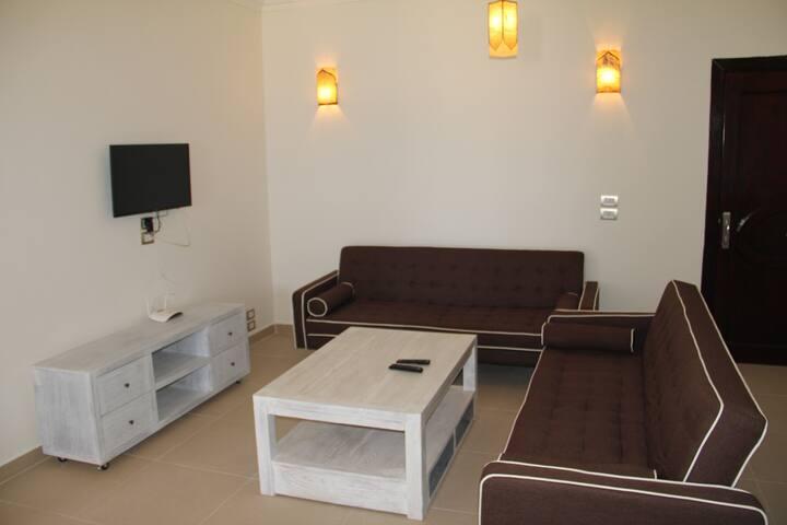 Apartment Nr 10 mit Meerblick (deutscher Standard)