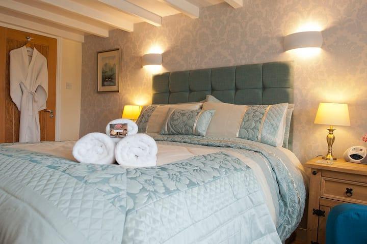 Primrose cottage Tebay, room 3.