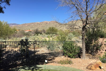 Cycle, Hike, Mt. Lemmon and more ! - Tucson - Casa