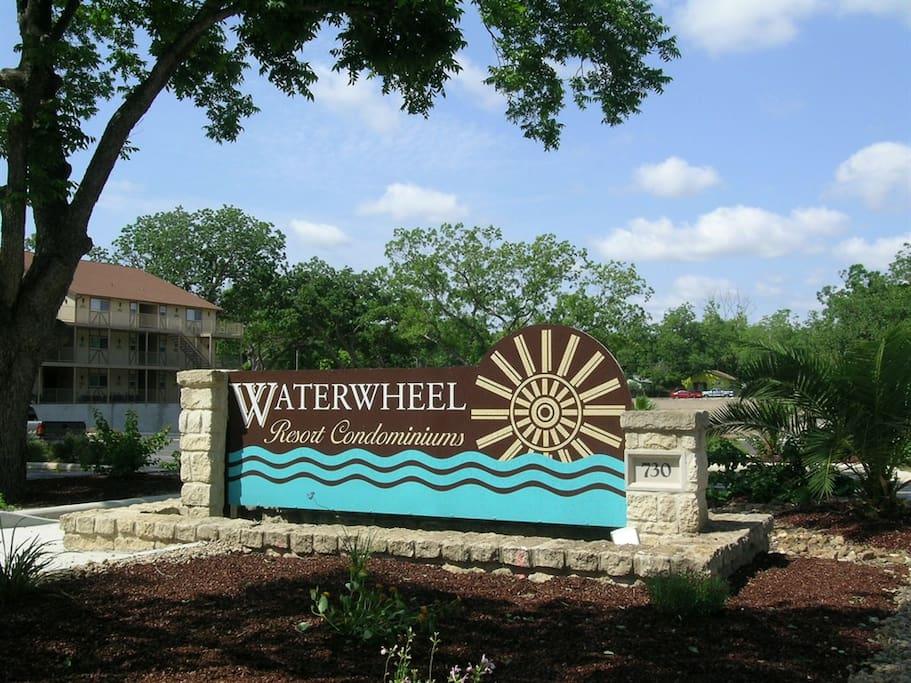 Waterwheel K-203-Waterwheel Entrance