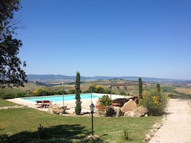 Rustico sulle colline toscane - Gambassi Terme - Apartment