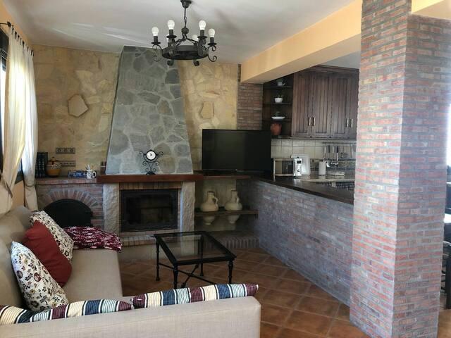 Casa Manuel 2 a 6 personas