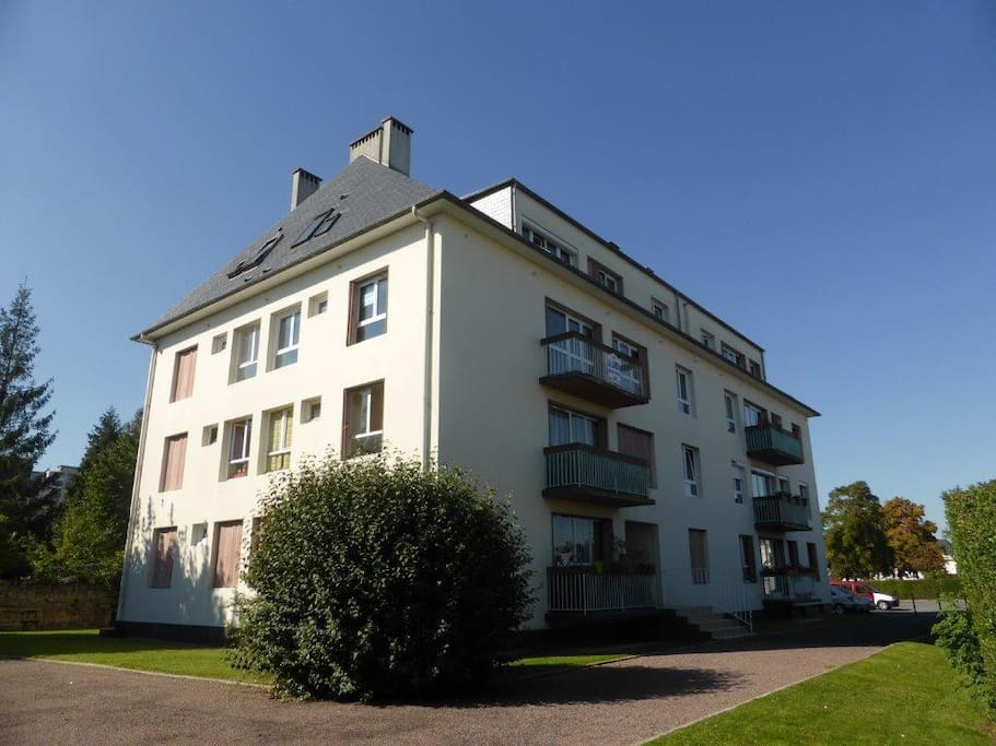Two roomed apartment with balcony parking and wifi - Asciugatrice in balcone ...