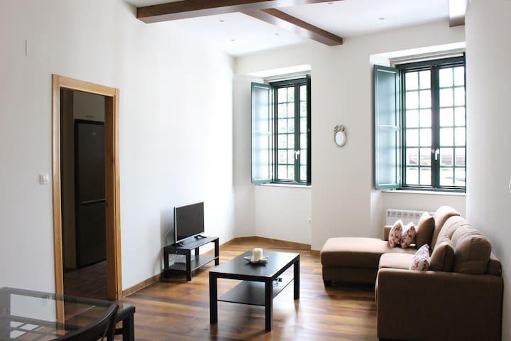 Apartamento Pedregás en Casa Pedrosa