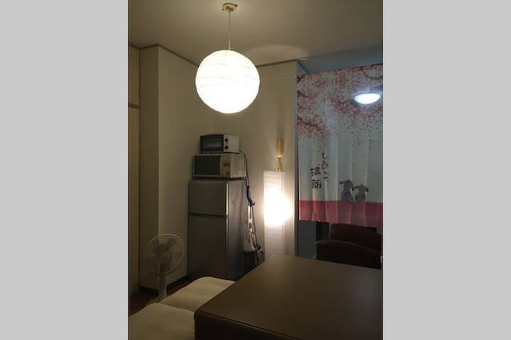 ④Only 1 minute walk from 鮫洲Station!