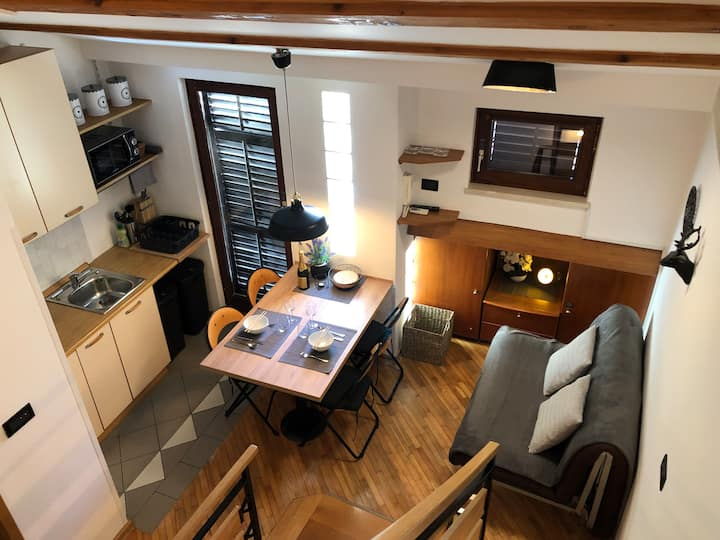 Modern RoofTop Condo in Historic City of Piran