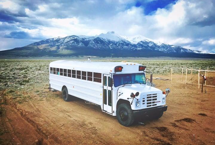 *~The Magic Schoolbus @ Great Sand Dunes~*