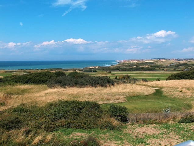 Golfview - Wimereux - Daire