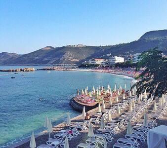Апартаменты на берегу Адриатики