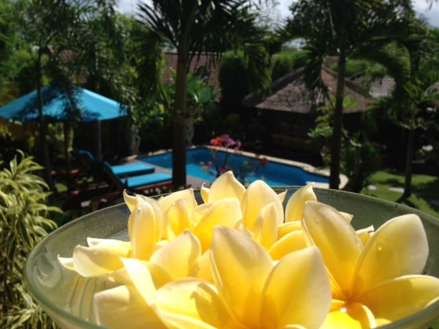Cozy Villa with 2 Bedroom Fully furnished