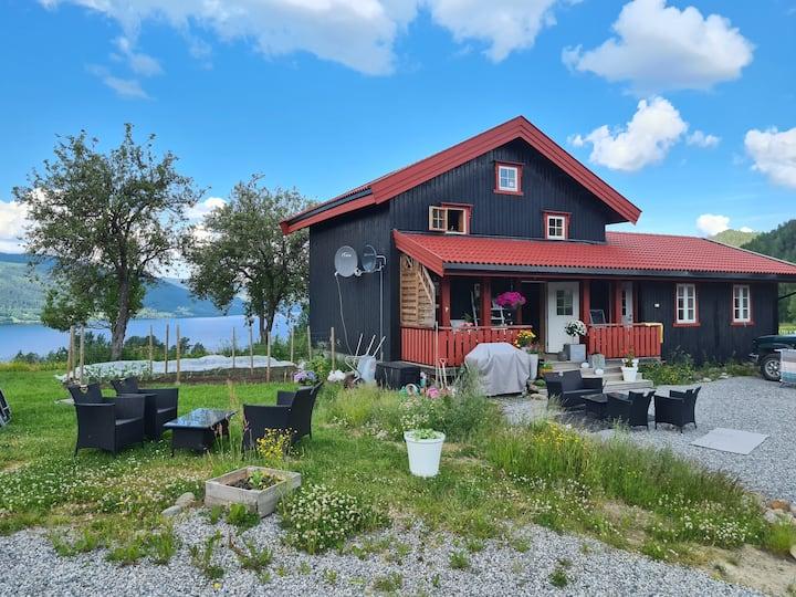 Korslund gård Stabburet (store house) -  STUDIO
