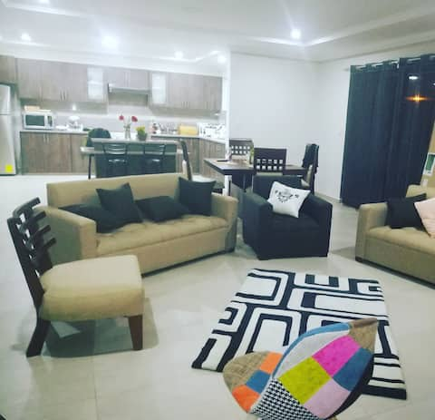 Habitación en Departamento Lujoso y confortable