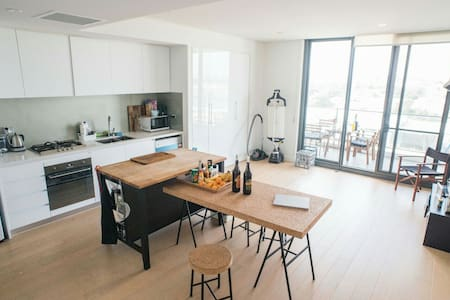 Great view,  easy travel to CBD - Meadowbank - 아파트