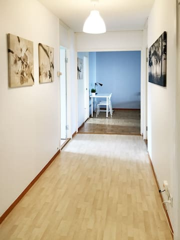 5 room apartment in Linköping- Fogdegatan 18