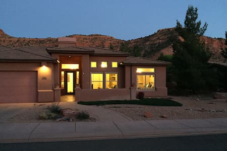Beautiful Home, Amazing Location - Kanab - Casa