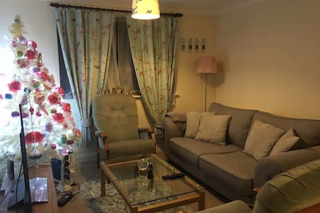 Double Room in a Nice and Warm Flat in Kettering - Kettering - อพาร์ทเมนท์