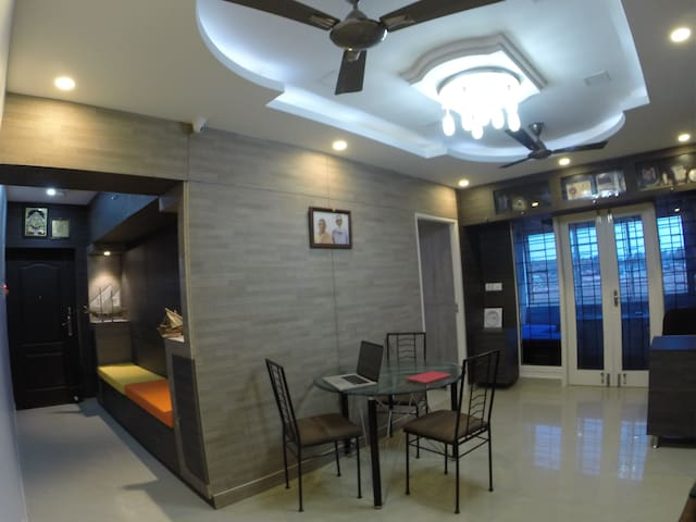 Modern furnished apartment in the heart of Chennai - Chennai - Apartamento