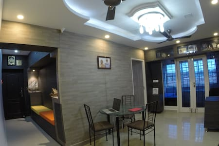 Modern furnished apartment in the heart of Chennai - Chennai