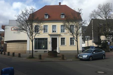 Bell Etage 110qm im Denkmal - Kaiserslautern - Apartamento