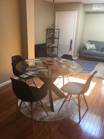 NE DC Condo - Clean, Affordable and Free Parking