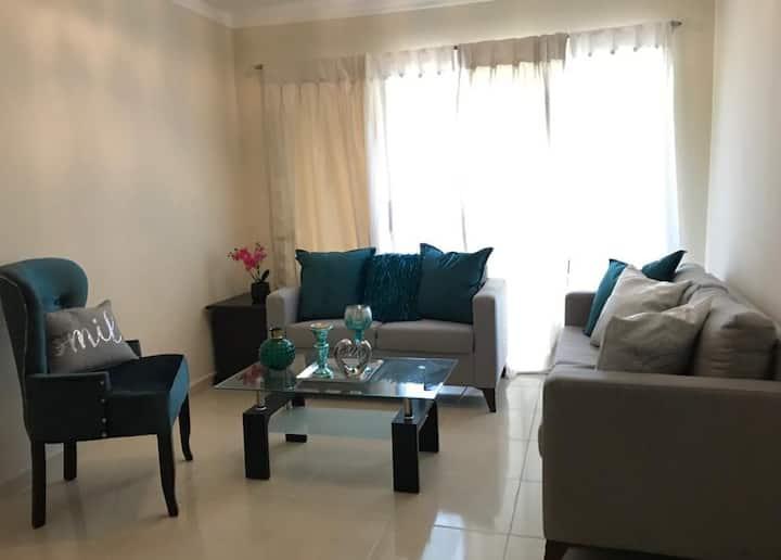 Apartamento confortable y tranquilo