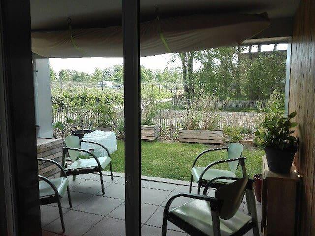 Calme, nature et détente BEAUJOIRE - Nantes - Appartement