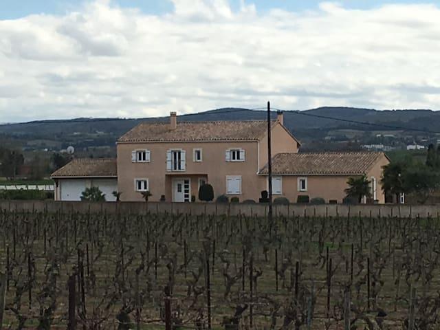 VILLA DE CHARME - CARCASSONNE - Sainte-Eulalie - Hus